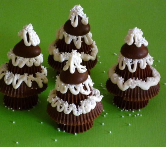 Chocolate-Christmas-Trees
